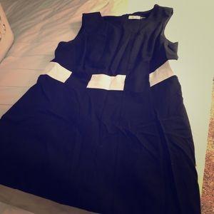 Calvin Klein A line dress
